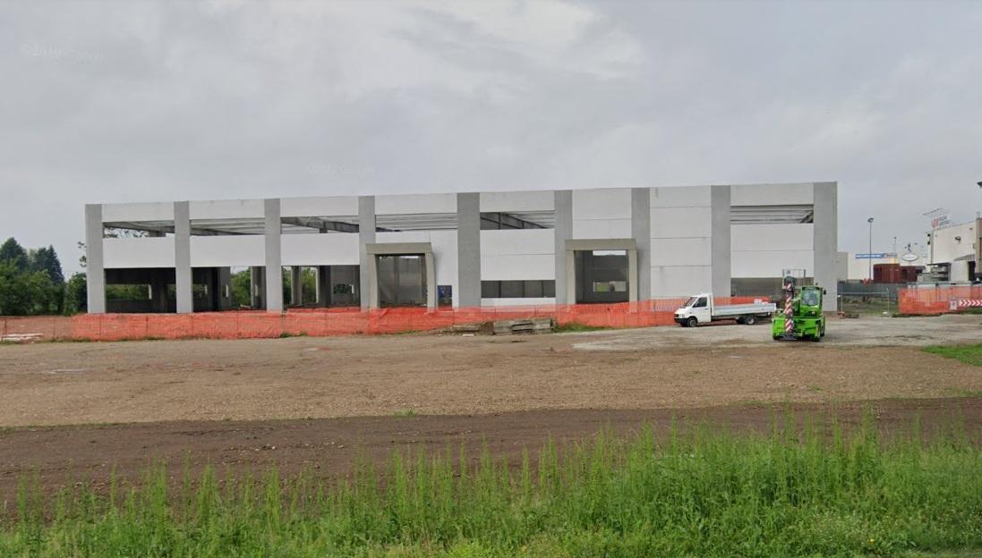 Vittuone (MI)- Porzione di capannone industriale