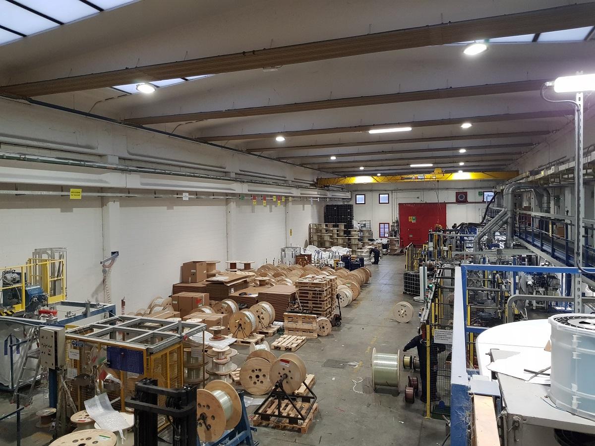 Busto Arsizio (VA) – Capannone industriale in loc. / vendita