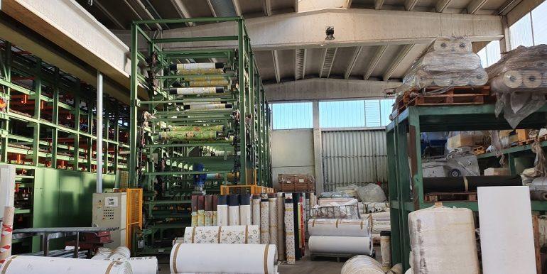 Rescaldina capannone industriale