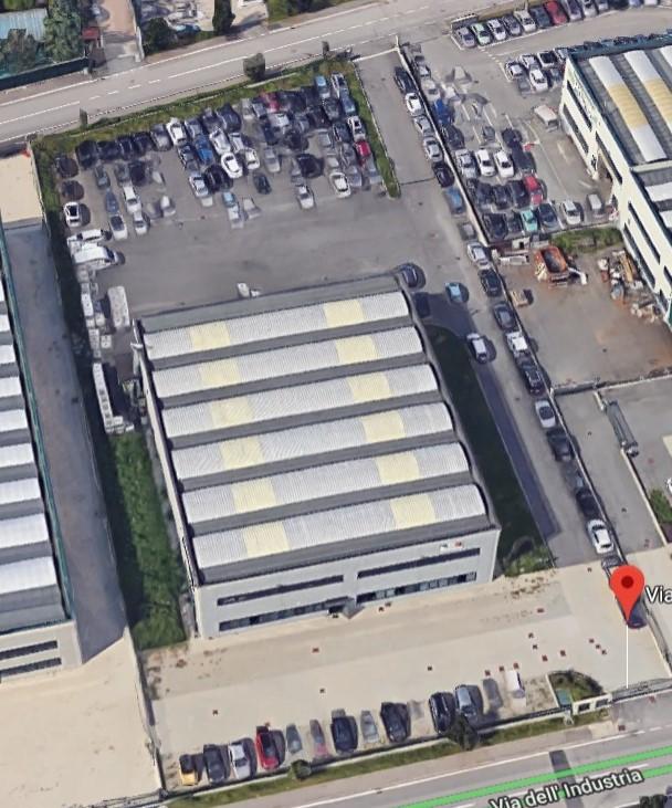 Somma Lombardo (VA) – Vendita capannone industriale